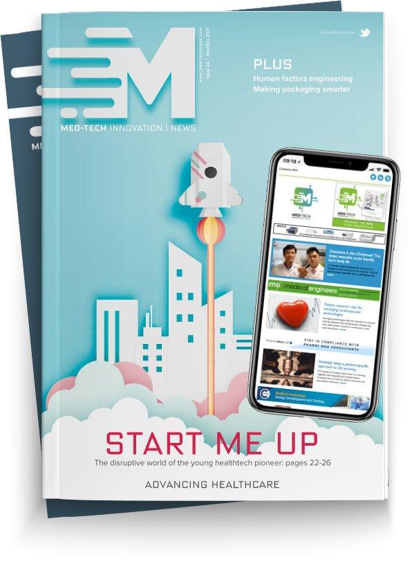 Med-Tech Innovation - Home - Med-Tech Innovation   Latest