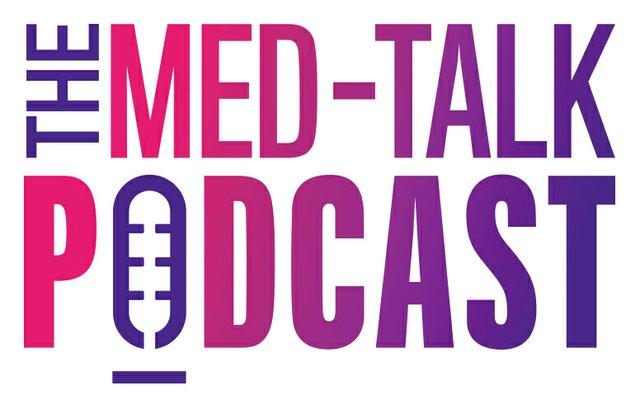 MedTalk Podcast New Logo