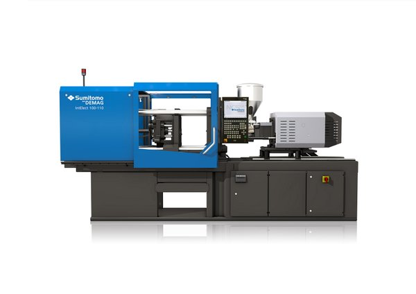 Sumitomo (SHI) Demag's new all electric, IntElect injection moulding machine.jpg