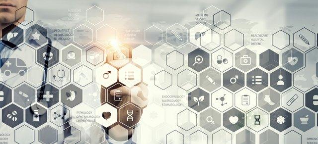 Digital Health Concept
