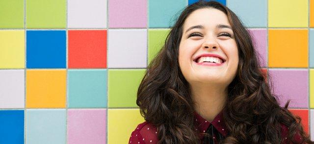 Colourful Smile