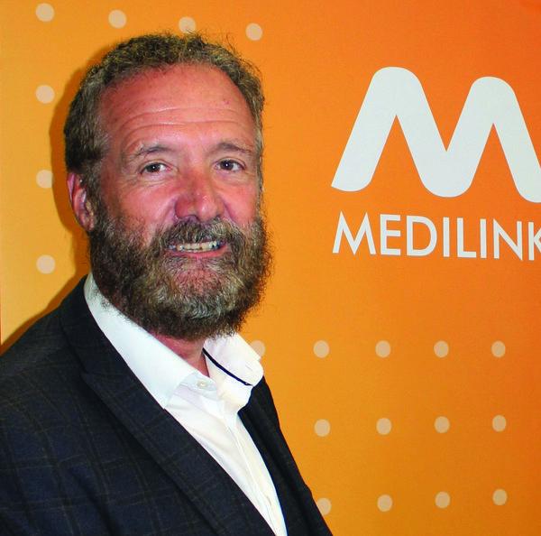 Medilink UK CEO Kevin Kiely col.jpg
