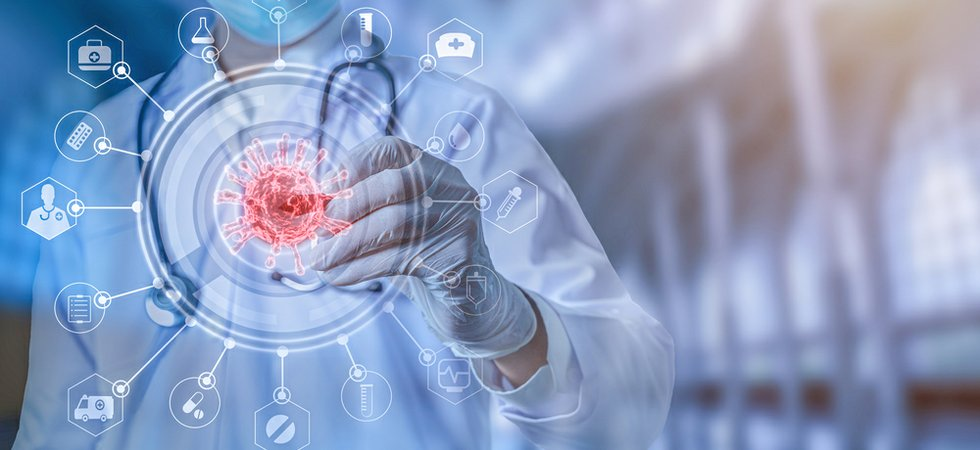 How AI can help shield frontline health workers - Med-Tech Innovation |  Latest news for the medical device industry