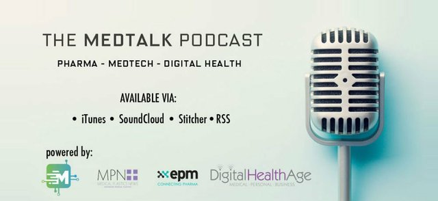 MedTalk Podcast Logo for DHA.jpg