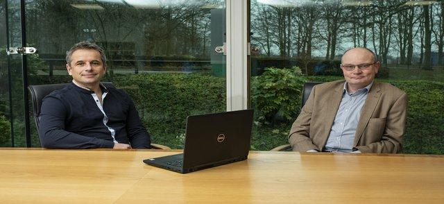 gliff ai L-R Boguslaw Obara, Director and Bill Shepherd, CEO (1).jpg