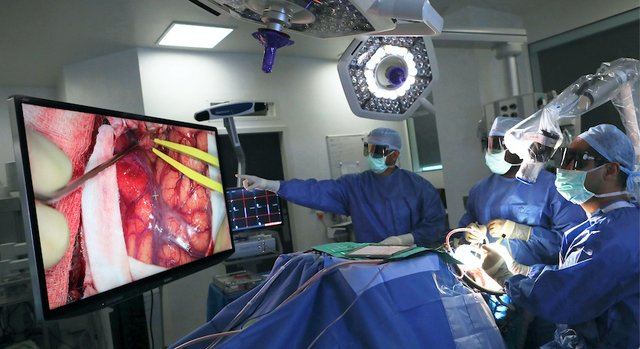Beacon Hospital invests in 3D tech for neurosurgery
