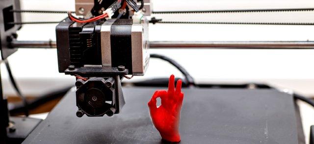 3D Printed OK