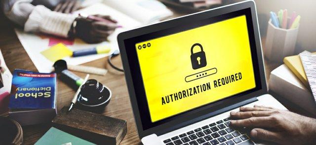 authorisation