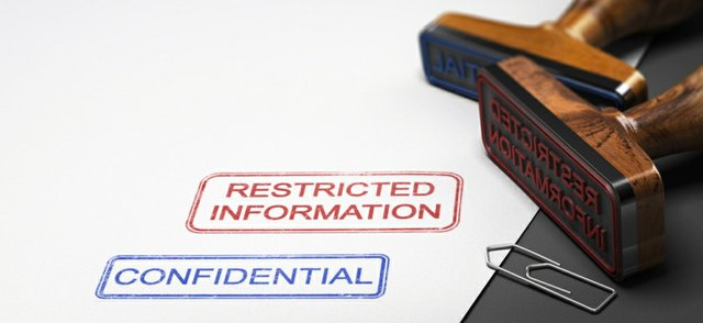 Restricted Information