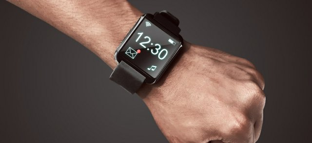 Wearable watch